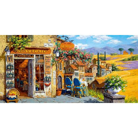 Castorland - Colors of Tuscany
