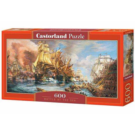 Castorland - Battle At The Sea