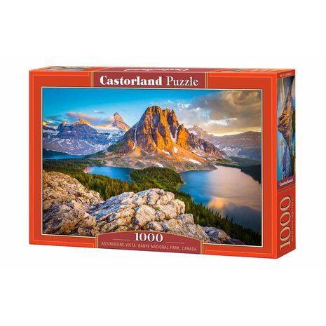 Castorland - Assiniboine Vista, Banff National Park, Canada