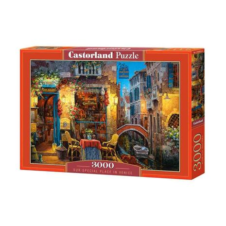 Castorland - Our Special Place in Venice