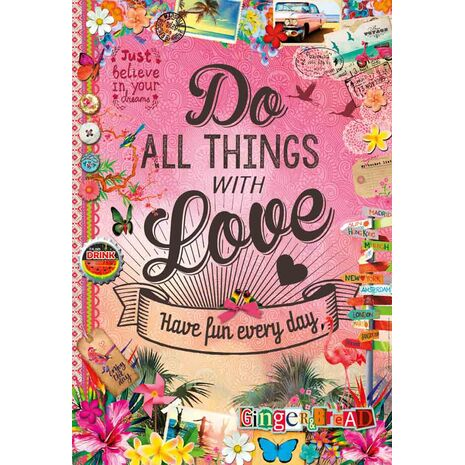 Educa - Do All Things With Love