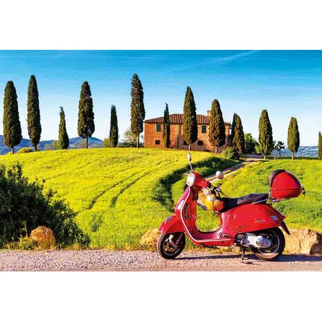 Educa - Scooter in Toscana