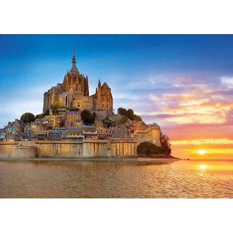 Educa - Mont Saint Michel, France