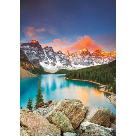 Educa - Moraine Lake, Canada