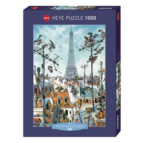 Heye - Eiffel Tower